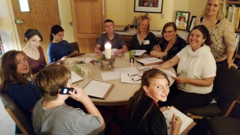 Youth Adult Committee: Steering Our Course