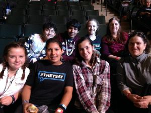 2015-11-3 WE Day group