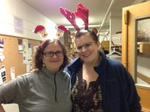 2015-12-4 Cookie Bake Jill and Lynn