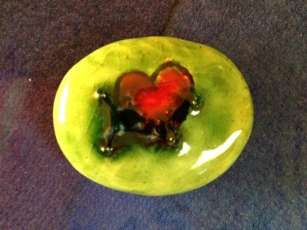 COA - Chalice heart