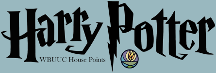 Harry Potter House Points Button