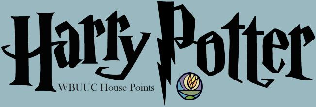 Harry Potter House Points Button